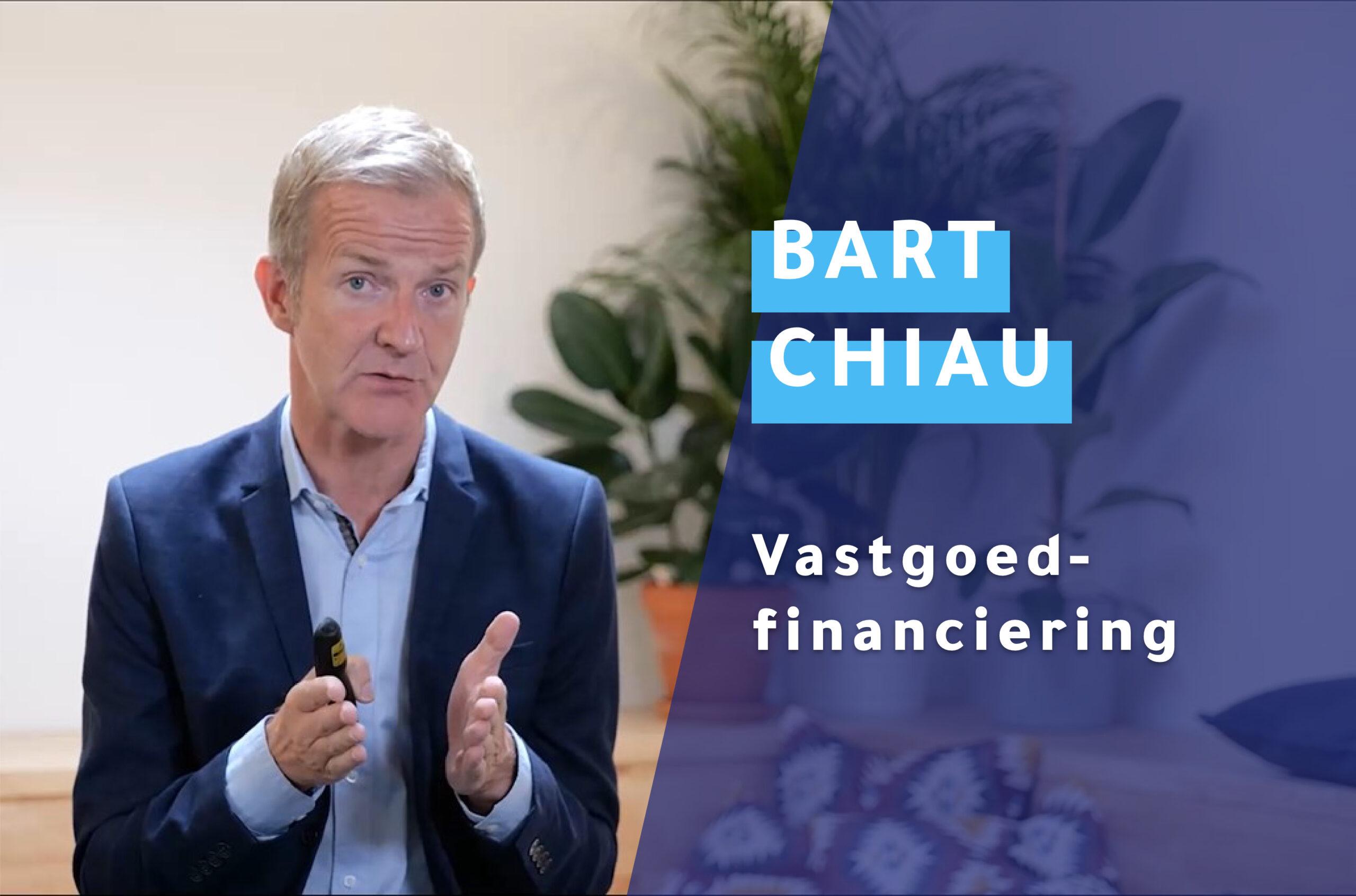 Accounting e-learning over vastgoedfinanciering met Bart Chiau